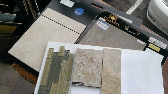 Tile Selections